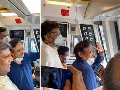 Mumbai: Trial run on 20km stretch on Metro Line 2A&7 begins today