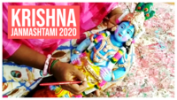 Krishna Janmashtami 2020: Chennai artists give final touches to Lord Krishna idols