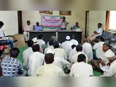 Farmers undergo training for climate resilient agriculture in Maharashtra