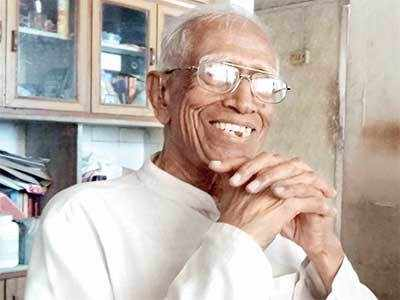 Nagindas Sanghavi: The oldest columnist anywhere