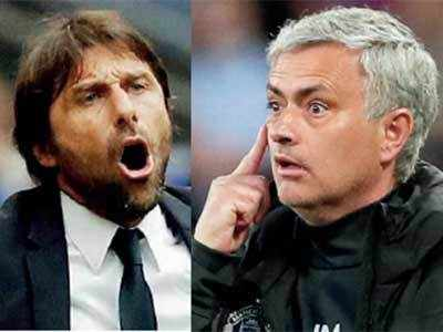 Conte aims new dig at rival Mourinho
