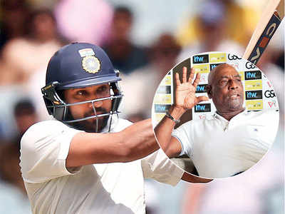 Rohit Sharma should replicate his 50-over methods in longer format, feels Sir Vivian Richards