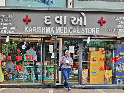 Who needs prescription to sell medicines? Not our chemists