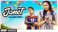 Latest Haryanvi Song Janet Sung By Miss Sweety