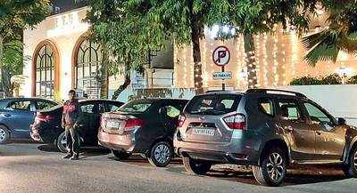 Soon, book your parking spot at AMC spaces