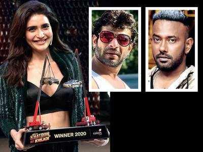 Khatron Ke Khiladi Season 10 winner Karishma Tanna: I am no longer scared of snakes