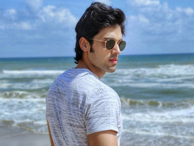 Parth Samthaan shares health update with fans after testing negative for COVID-19
