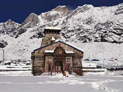 Heavy snowfall alert in Uttarakhand for next two days