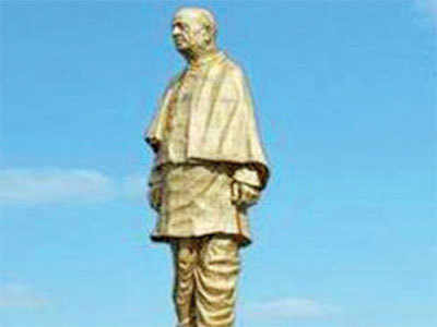 Modi to unveil Statue of Unity on October 31