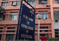 CBI registers case against own on bribing charges