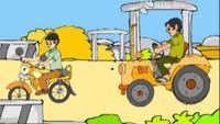 Popular Kids Tamil Nursery Rhyme 'Gramma Nagarama' - Kids Nursery Rhymes In Tamil