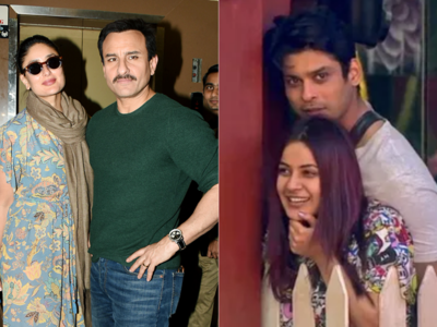 Bigg Boss 13: Shehnaaz Gill's father compares her and Sidharth Shukla to Saif and Kareena