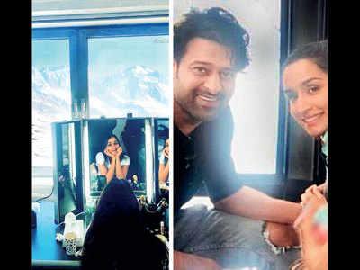 Shraddha Kapoor, Prabhas shoot for Saaho in Austria