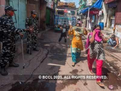 Mumbai: Dharavi reports 38 new COVID-19 cases on Sunday