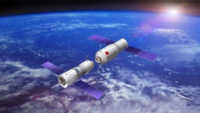 China's experimental space-lab Tiangong-2 to re-enter atmosphere today