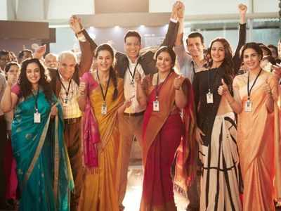 Mission Mangal inches towards Rs 200 crore mark at box office
