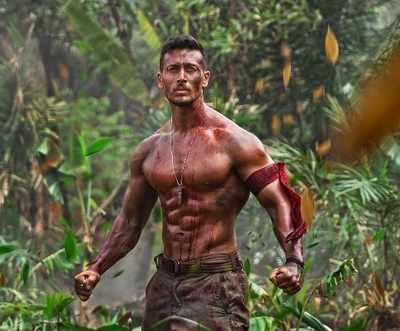 Baaghi 2: Watch: Tiger Shroff's transformation for action thriller Baaghi 2  also starring Disha Patani