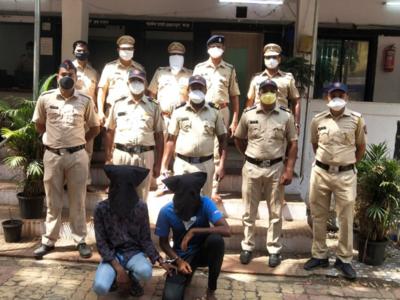 """""""Main Facebookwala Bhai Nahin. Dombivli ka original Bhai Hun"""": Hoodlum arrested after firing at friend"""