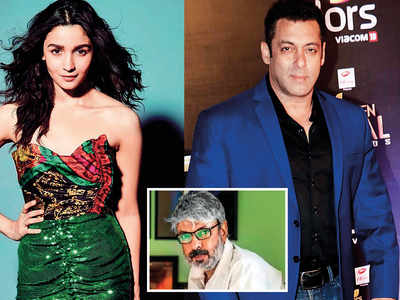 Salman Khan and Alia Bhatt bridge the generation gap for Sanjay Leela Bhansali