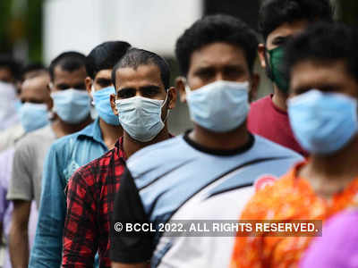 India's active coronavirus cases are less than 2.2 lakhs
