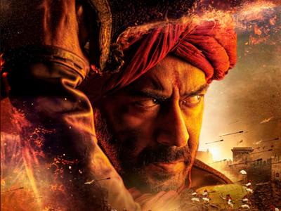 Tanhaji: The Unsung Hero first poster: Ajay Devgn looks fierce as a warrior; Kajol, Saif Ali Khan also part of the film