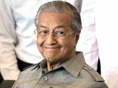 World's oldest leader takes office in Malaysia