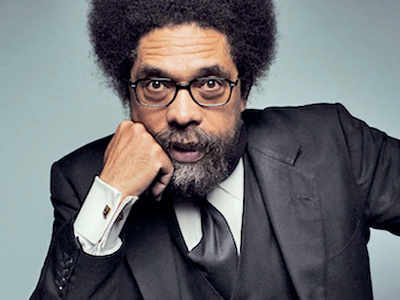 A man called Cornel West