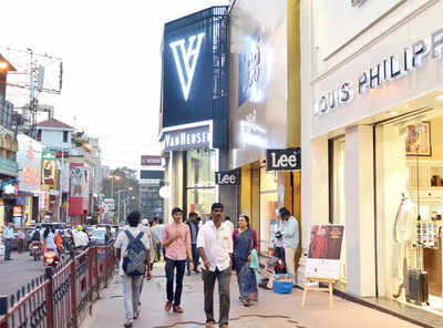 Nightmare on Namma street for techie couple from north-east: Creep on Brigade Road hides behind his caste when caught in the act