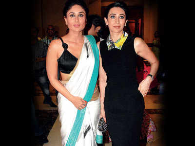 Karisma Kapoor to fill in for sister Kareena Kapoor as a judge on Dance India Dance 7