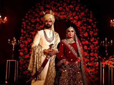 A big Bollywood surprise for Mr India International Darasing Khurana at his wedding