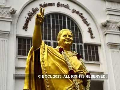 Madras High Court declines to stay J Jayalalithaa biopic