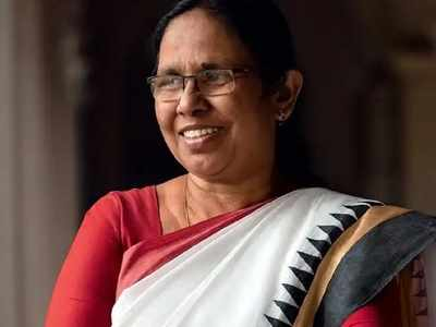 Vogue features Kerala Health Minister KK Shailaja on Women of the Year 2020 for fight against COVID-19