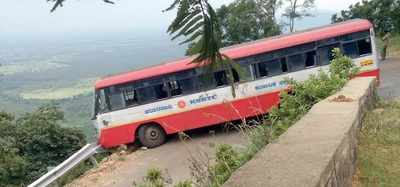 KSRTC driver who saved 60 passengers wins medal
