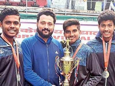 Final defeat for Gujarat boys