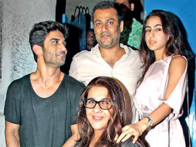 Abhishek Kapoor's Kedarnath, starring Sara Ali Khan and Sushant Singh Rajput, is in trouble after his fight with producer Prernaa Arora