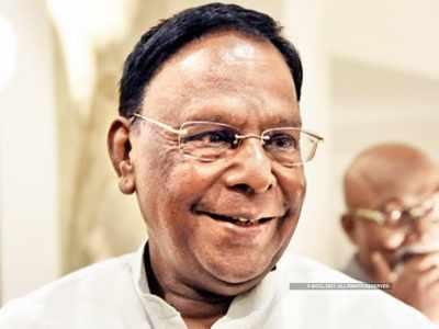 Puducherry: Cong govt falls after CM resigns