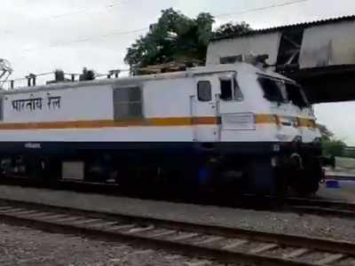 Indian Railways manufacture high speed engine touching 180 km per hour