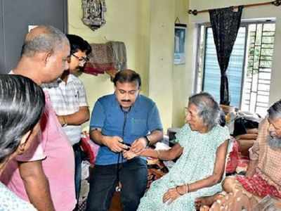 West Bengal: PhD holder who applied for euthanasia with family, finally gets help