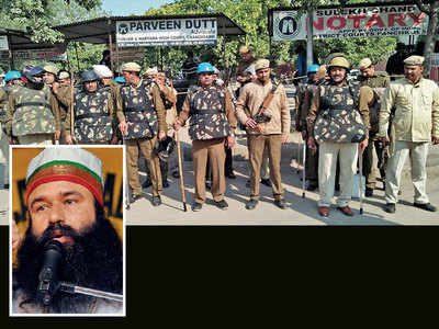 Dera chief, 3 others held guilty of journo's murder