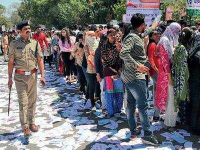 Gujarat University conducts senate, welfare elections after a gap of four years