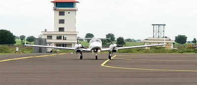 Karnataka: Successful landing at Kalaburagi