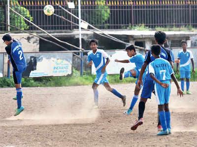Football: Don Bosco post 3-0 win over Jamnabai Narsee
