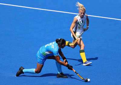 Tokyo Olympics: Indian women's hockey team defeats South Africa by 4-3
