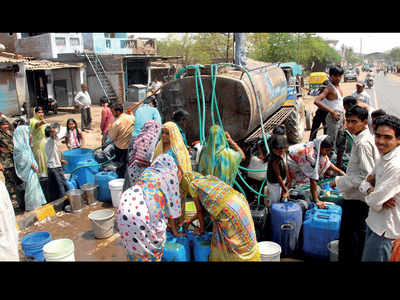 Survey busts claims of water, power supply in Gujarat