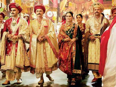 1300 dancers for Panipat song 'Mard Maratha'