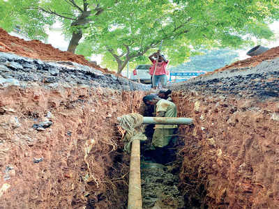 Cauvery water is a pipe dream in the periphery