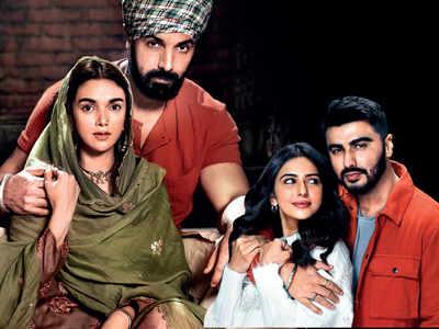 John Abraham and Aditi Rao Hydari recreate 1947 era for Arjun Kapoor and Rakul Preet Singh's cross border romance