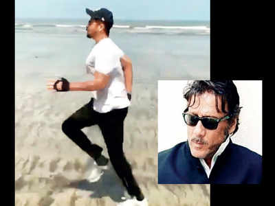 Anil Kapoor hints at a collaboration with Jackie Shroff soon