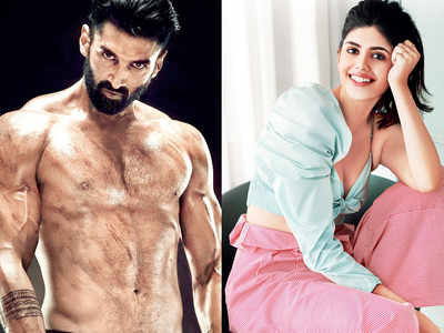 Sanjana Sanghi to play Aditya Roy Kapur's leading lady in OM - The Battle Within