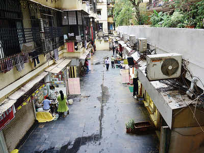 Society that called BMC penalty 'extortionate' gets notice for turning garages into shops